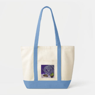 Ice Dragon Tote