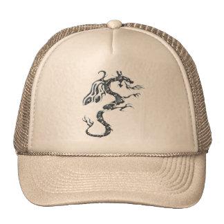 Ice Dragon Trucker Hat