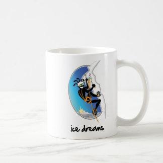 """""""Ice Dreams"""" Coffee Mugs"""