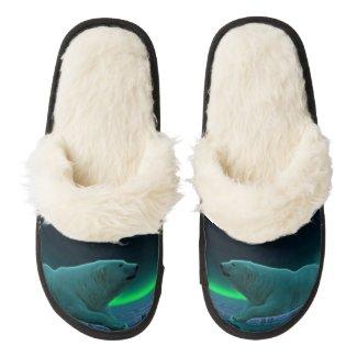 Ice Edge Polar Bear