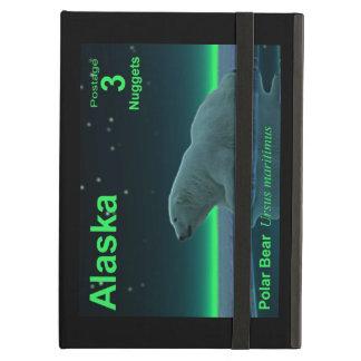 Ice Edge Polar Bear Cover For iPad Air
