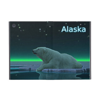 Ice Edge Polar Bear Cover For iPad Mini