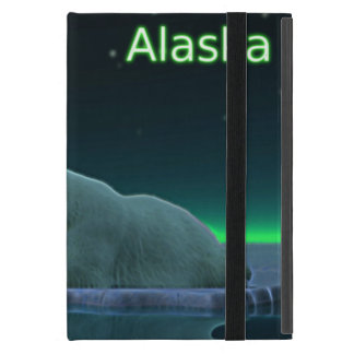Ice Edge Polar Bear Cover For iPad Mini