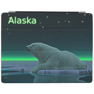 Ice Edge Polar Bear iPad Smart Cover