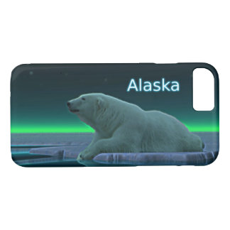 Ice Edge Polar Bear iPhone 8/7 Case