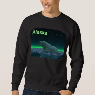 Ice Edge Polar Bear Sweatshirt