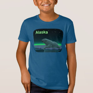 Ice Edge Polar Bear T-Shirt