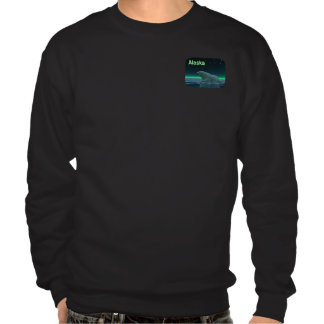Ice Edge Polar Bear Pull Over Sweatshirts