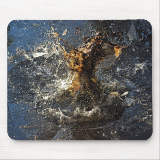 Ice Explosion Mouse Mat