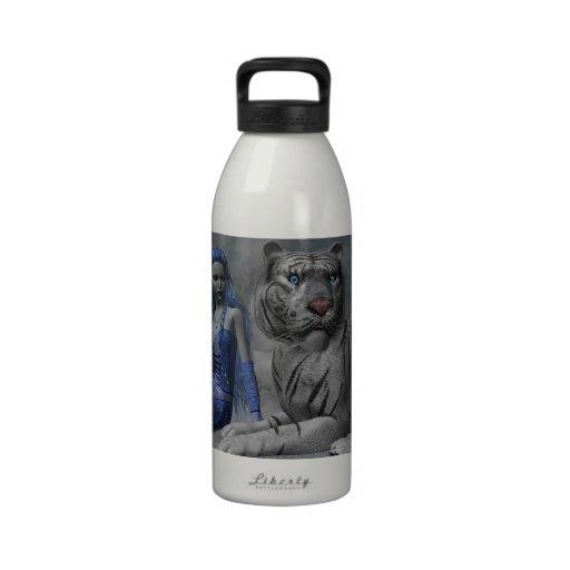Ice Faerie Reusable Water Bottles