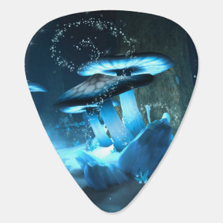 Ice Fairytale World Guitar Pick