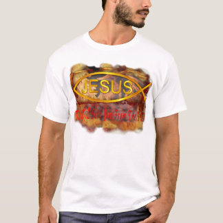 ICE -fire Tshirt(All profits to ICE Ministry) T-Shirt