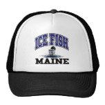 Ice Fish Maine Mesh Hat