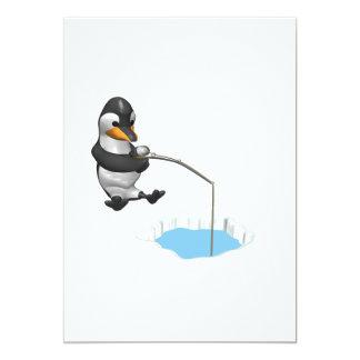 Ice Fishing Card