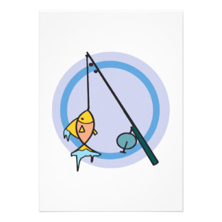 Ice Fishing Cards