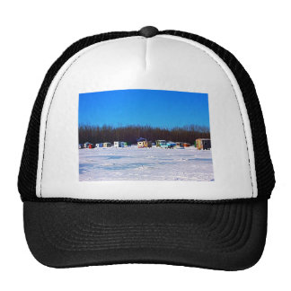 Ice Fishing collection Trucker Hat