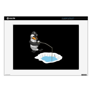 Ice Fishing Decals For Laptops