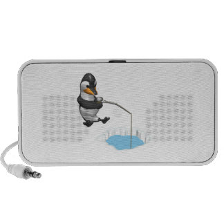 Ice Fishing Laptop Speaker