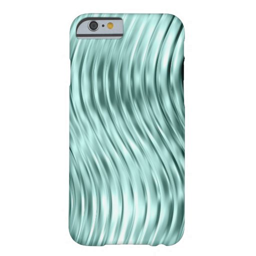 Ice Green Curved Glass iPhone 6 iPhone 6 Case