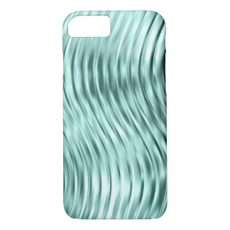 Ice Green Curved Glass iPhone 7 iPhone 7 Case
