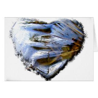 Ice Heart; No Text Card