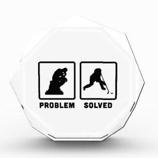 Ice Hockey Acrylic Award