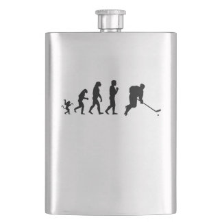 Ice hockey  evolution, #Ice hockey Flask