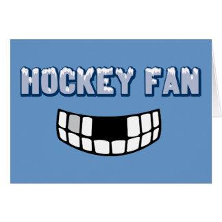 Ice Hockey Fan - Sports Fans Gifts Card