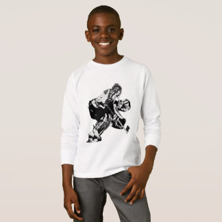 Ice Hockey Goalie - Winter Sports T-Shirt
