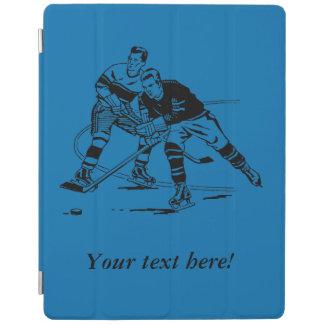 Ice hockey iPad smart cover