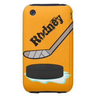 Ice Hockey iPhone 3 Case