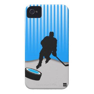 Ice Hockey iPhone 4 Case-Mate ID Case iPhone 4 Case-Mate Case