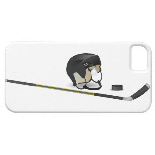 Ice Hockey iPhone 5 Cases