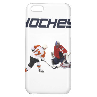 Ice Hockey Cover For iPhone 5C
