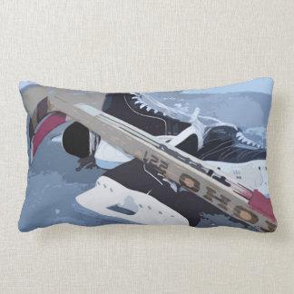Ice Hockey Lumbar Pillow