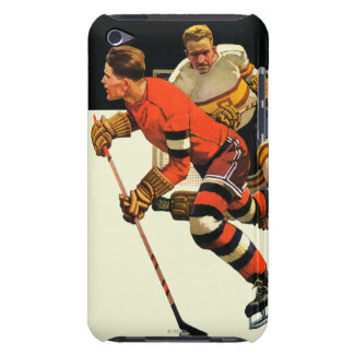 Ice Hockey Match Barely There iPod Case