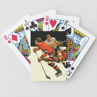 Ice Hockey Match Card Decks