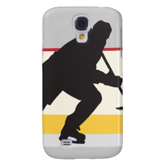 ice hockey player on the move samsung galaxy s4 case