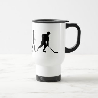 Ice Hockey Players team shirts 15 Oz Stainless Steel Travel Mug