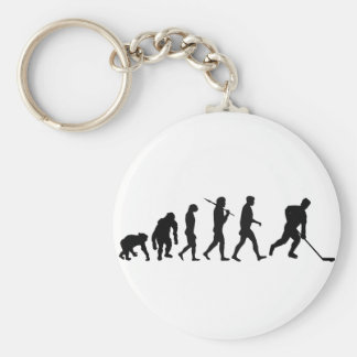 Ice Hockey Players Team Skating Puck lovers Keychains