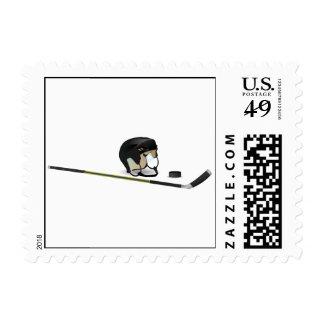Ice Hockey Stamp