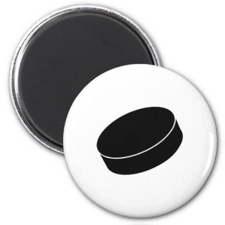 Ice Hockey puck Magnet