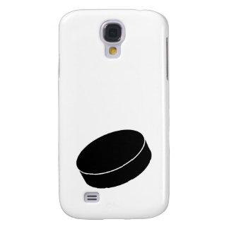 Ice Hockey puck Samsung S4 Case