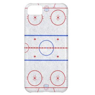 Ice Hockey Rink iPhone 5C Case