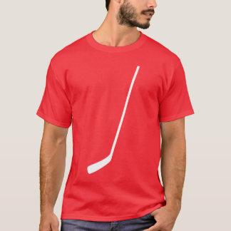 Ice Hockey Stick Dark T-shirt