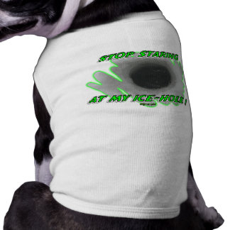Ice Hole Doggie T Shirt