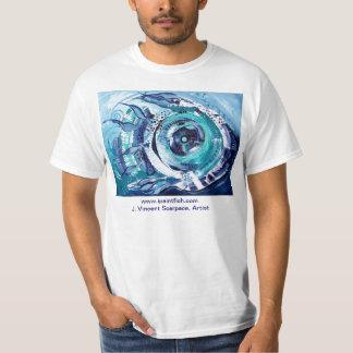 """Ice Hole Fish"" Shirt by VinnyFish"