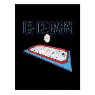 Ice Ice Baby Postcards