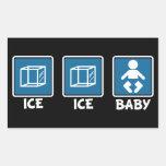 Ice Ice Baby Stickers
