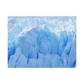 Ice in Antarctica Canvas Print